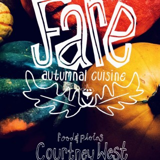 fare illustrated cookbook cover_© courtney west wallace west