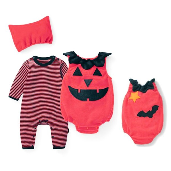 Halloween Baby Costume 3 Pcs 0-24 Months Sweet Mommy