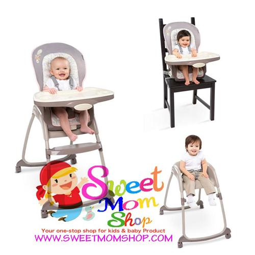 bright starts high chair vintage upholstered rocking ingenuity trio 3 in 1 deluxe piper