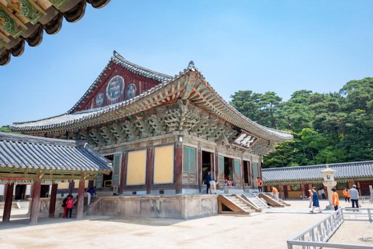 عشرة أماكن عليك زيارتها فى رحلتك الى كوريا ( الجزء الاول )