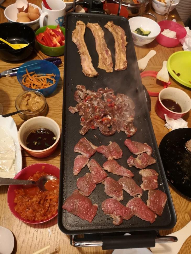 المطبخ الكوري الجنوبي : افضل 29 طبق كوري