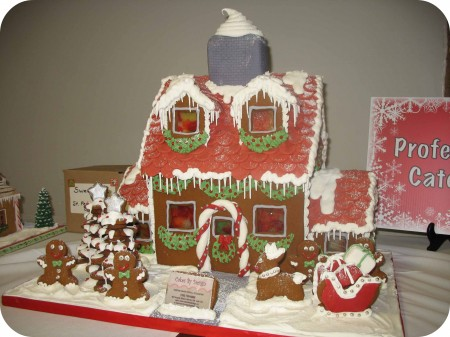Ginger Bread House Middot