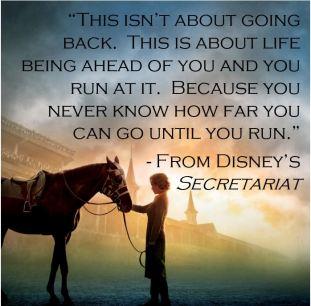 secretariat quote