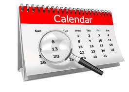 Sweetpea 2018 Event Schedule