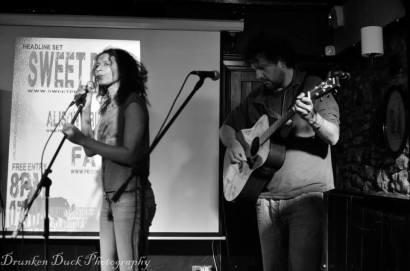 Olu Ekata - Jake Richard, Skipton Acoustic Sessions at the Cock and Bottle
