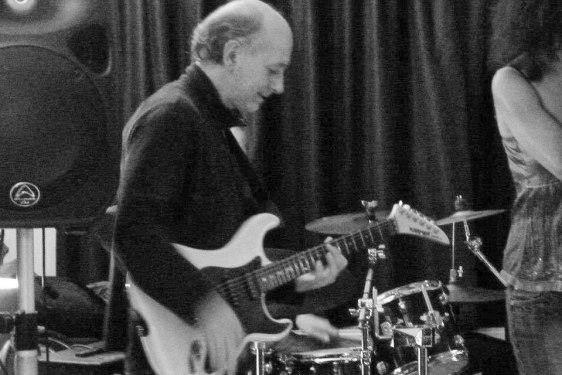 Carl Stipetic - Guitar
