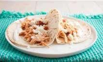 My favorite chicken tacos - 5-ingredient-chicken-tacos