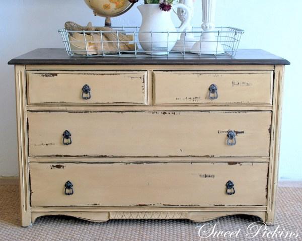 Distressed Dresser Furniture