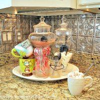 hot chocolate station 1