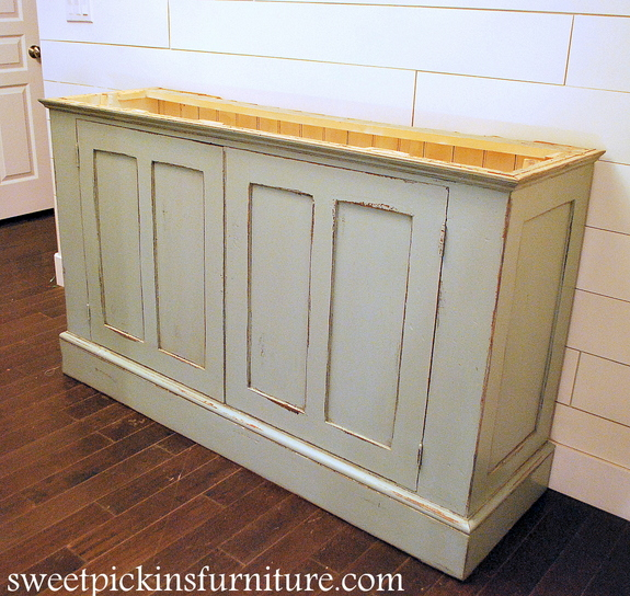 how to glaze furniture - Sweet Pickins Furniture