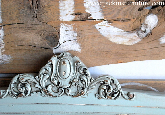 Sweet Pickins Furniture Antique Bed