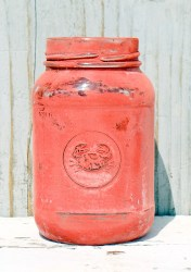 Sweet Pickins - red wagon
