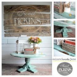 Sweetie Jane Coffee Table