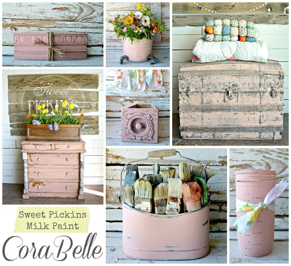Sweet Pickins Milk Paint - CoraBelle