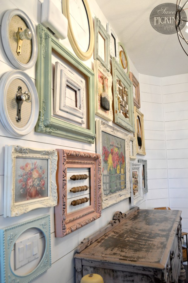 Sweet Pickins Entry Wall