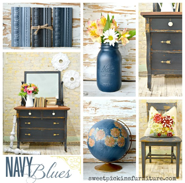 Navy Blues - Sweet Pickins Milk Paint
