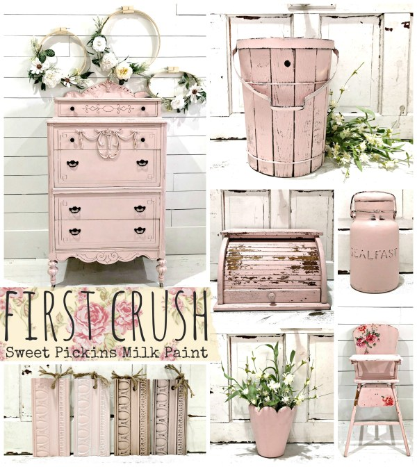 New Sweet Pickins Milk Paint Color!