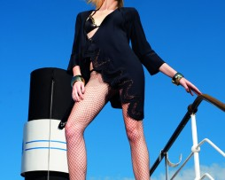 Trasparenze Rita Fishnet Tights
