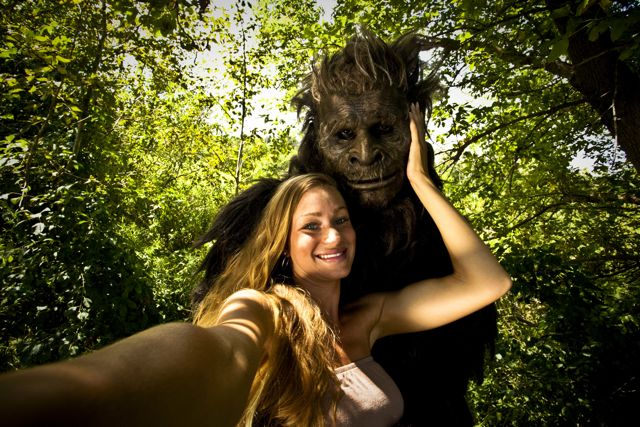 Sweet Prudence's Bigfoot Facts
