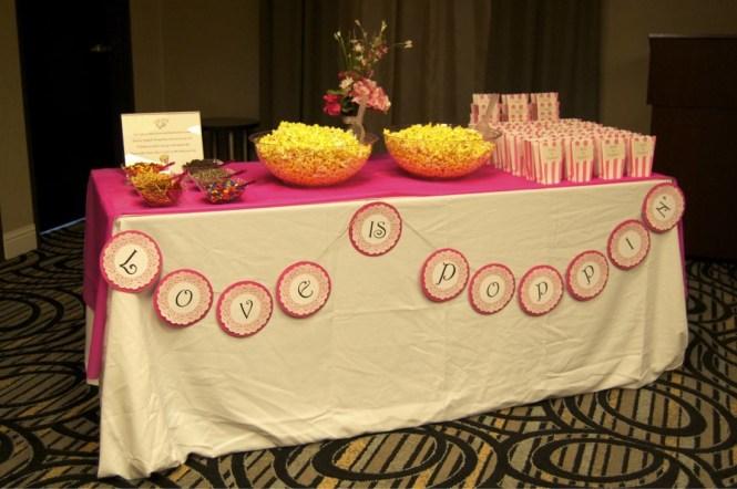 Ideas Tables Bridal Shower Table Centerpieces