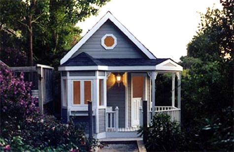 The Cozy Cottage Luxury Playhouse