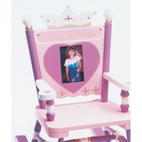 Princess Mini Rocking Chair by Levels of Discovery
