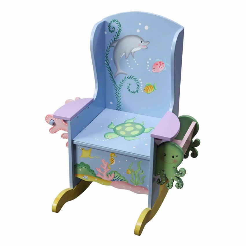 little rocking chairs for toddlers big joe kids chair ocean floor potty