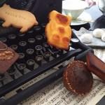 キュイソン ルカの焼き菓子