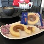 不二家『北海道十勝産小豆のバウムクーヘン』