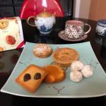 ケーキハウス アルディの焼き菓子
