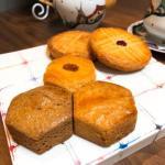 ヴァン ドゥ リュドの焼き菓子