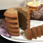 バームクーヘン専門店 Danke『バームクーヘン(チョコ)』