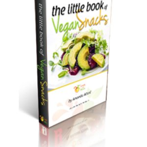 The Little Book of Vegan Snacks is divided into two sections: Sweet and Savoury and includes 25 mouth-watering recipes. The recipes are all easy to follow.