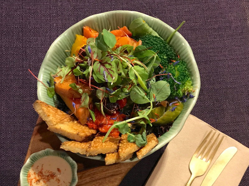 Elixiba on the Gold Coast is a plant based restaurant and bar that uses plants and herbs to create an exotic mix of food and drinks to energise and enhance.