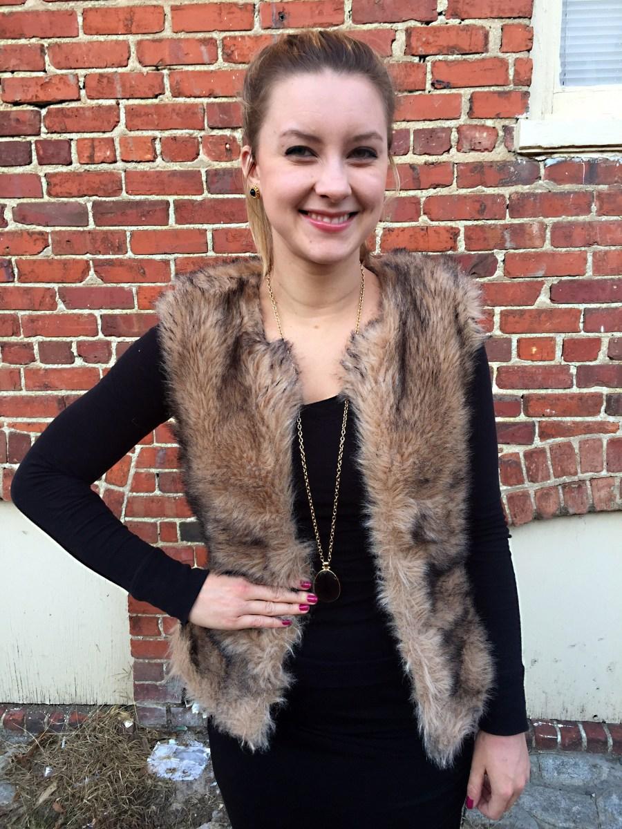 Five Ways to Rock a Fur Vest