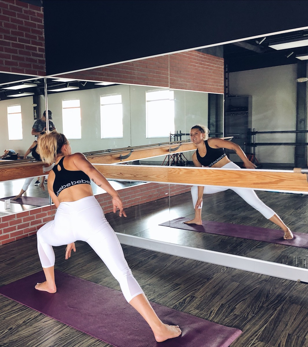 Coming in Hot: Our Time at Richmond's Hot Yoga Barre