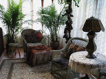 Victorian sunroom 1890
