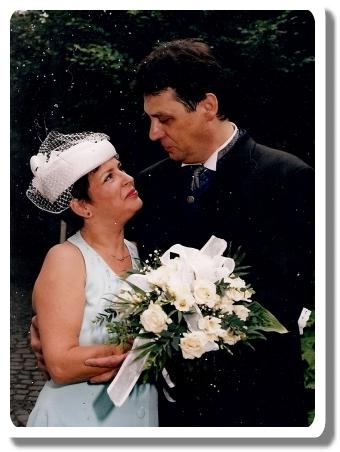 Hochzeit 1998