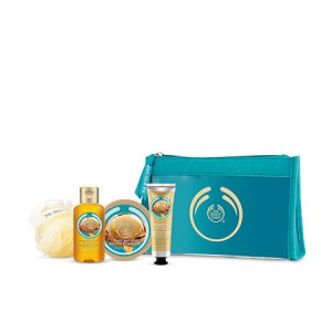Wild Argan Oil Beauty Bag