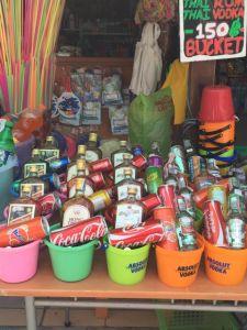 Thailand-Buckets
