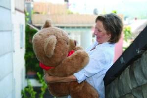 Gabi Saler und Bärenben