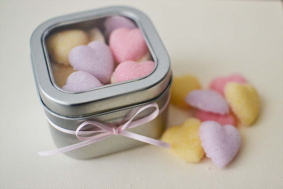 Sugar Hearts Tutorial
