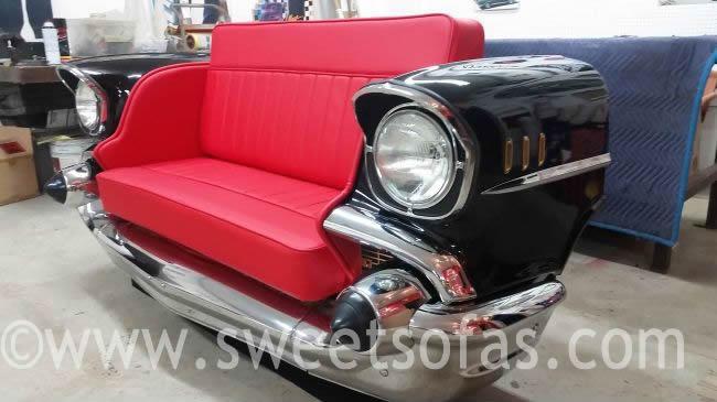 Chevrolet Bel Air Sofa | Catosfera.net