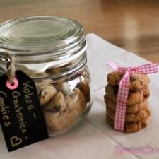 Zeit für Cookies … (vegan)