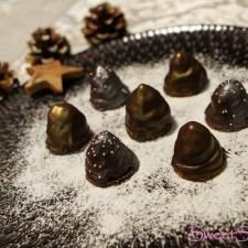 Nougat und Maroni zur Weihnachtszeit … (vegan)