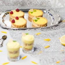 Zitronen Tarte – 3 Varianten… (vegan)