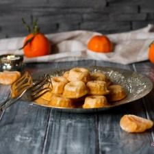 Clementinen-Minigugelhupfe … (vegan)
