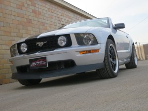 2005 Mustang Audio Upgrade