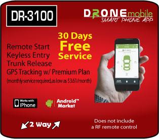 Compustar Drone DR3100 DR3400