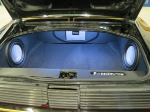 Classic Car Audio System